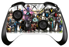 Overwatch Game Skin For Microsoft Xbox one Controller Sticker Decal Vinyl - New