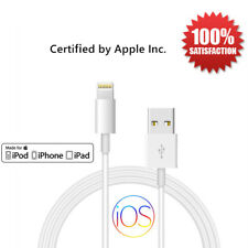 1PCS Fast Original Charger Cable 3.3FT Lightning to USB For iPhone 7 8Plus 5 SE
