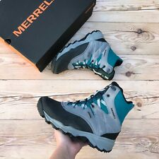 "*New* Merrell Thermo Shiver 8"" Women's Waterproof Hiking/Winter Boots J15900"