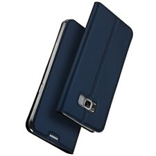 Luxury Leather Flip Case For Samsung Galaxy S8 Case Plus Samsung S8 Case
