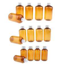 5x Empty Shampoo Bottle Refill Containers for Conditioner Body Wash Hair Gel