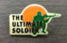 The Ultimate Soldier Lapel Hat Pin 21st Century Toys