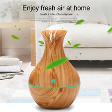 Essential LED Ultrasonic Aroma Oil Diffuser Aromatherapy Humidifier Purifier New