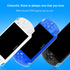 Portable 4.3 Inch 10000 Games Built-in Handheld Video Game Console Player 8GB PN