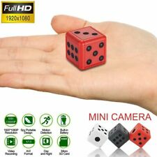 SQ16 Full HD 1080P Mini Hidden Camera Spy Cam Surveillance Camcorder DV Dice