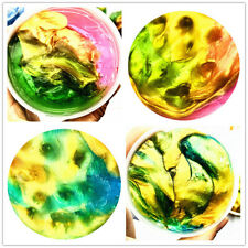 Beautiful Colorful Mud Cloud Slime Squishy Scented Stress Relief Kids Clay Toy