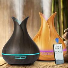 400ml Air Humidifier Essential Oil Diffuser  Aromatherapy Electric Ultrasonic co