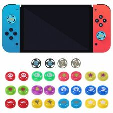 1 Pair Analog Thumb Stick Grips Cap Silicone JoyCon Controller Sticks for Switch