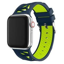 Soft Silicone Apple Watch Band - 44/42/40/38mm iWatch Series 1 / 2 / 3 / 4