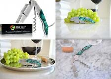 Professional Waiter's Corkscrew by HiCoup – Jade Resin Handle All-in-one...