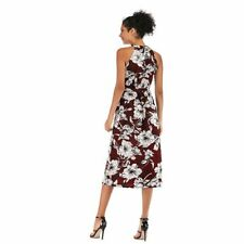 Maxi boho sundress cocktail floral dress chiffon Women's long beach party