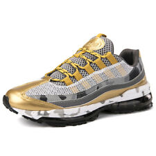 Mens Casual Running Shoes Breathable Jogging Athletic Outdoor Mesh Tide Sneakers