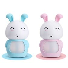 USB Aroma Essential Oil Diffuser Ultrasonic Cool Mist Rabbit Humidifier Air D2X2
