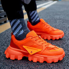 Men's Athletic Sneakers Sports Casual Trainers Running Shoes Personality Outdoor