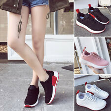 Women's Casual Outdoor Gym Sports Shoes Running Fitness Trainers Hiking Sneakers