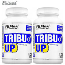 TRIBU UP - Tribulus Testosterone Booster For Man - Improves Libido Bodybuilding