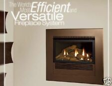 Gas Fireplace 93% Empire Mantis Fireplace or Stove