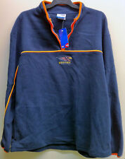 WEST COAST EAGLES AFL MEN'S FLEECY PULLOVER/WINDCHEATER