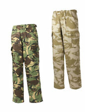Army Combat Trousers Cotton Military Mil-Com Trouser DPM Desert Soldier 95 Work