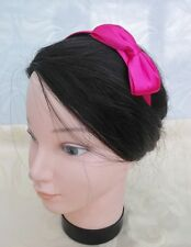 SATIN BOW ALICE BAND - Children,fashion, wedding accessories, party, fancy dress