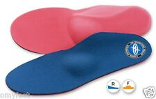 Aetrex Lynco Sport L425 Orthotics Full Length Insole Inserts Men Shoe Sizes NEW