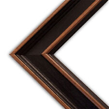 Country Black Picture Frame-Solid Wood