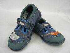 """CHILDRENS CLARKS BOYS DOODLES MACHINE WASHABLE """"BARNACLES"""""""