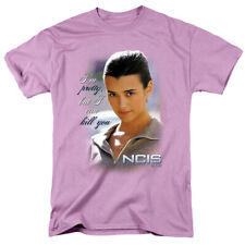 Officially Licensed CBS NCIS Ziva I can Kill You Adult Shirt S-3XL