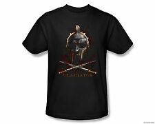 Officially Licensed Paramount Gladiator Movie Helmet Adult Shirt S-3XL