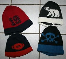NEW Boys THE CHILDREN'S PLACE Lined Winter Hat Skully ~Var Colors~ Inf & Tod Szs