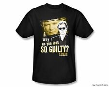 Officially Licensed CSI Miami So Guilty Adult Shirt S-3XL