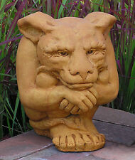 Cast Stone Cement Large Igor Gargoyle Outdoor Garden Statue Sculpture *NEW*