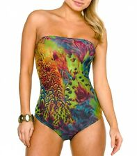 Kiniki Amalfi Tan Thru Tube Swimsuit