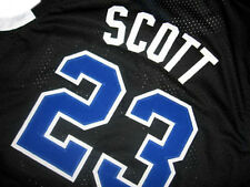 NATHAN SCOTT #23 ONE TREE HILL JERSEY BLACK - ALL SIZES