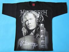 Megadeth - Dave Mustaine Special Collection T-shirt NEW