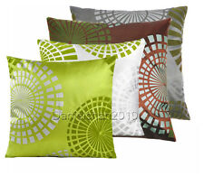 1pc* NEW Damask Silver Foil Stamping&Flocking Throw Pillow Cushion Covers: BZ101