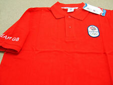 Official Licensed Product Olympics London 2012 Team GB Men's Polo Shirt