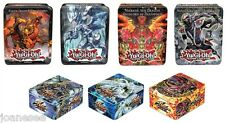 Yu-gi-oh Collectors Tin EMPTY NEW Take Your Pick !!!