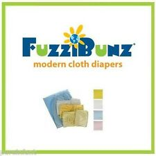 Fuzzi Bunz Wet Tote Bag For Cloth Diapers or Clothing - Your Choice of 4 Colors