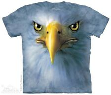 New EAGLE FACE T Shirt