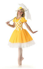 YELLOW ROSE OF TEXAS Victorian Romantic Ballet Dress Dance Costume Child X-Small