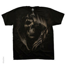 New THE REAPER SKULL T Shirt