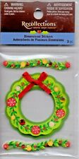 Recollections CHRISTMAS variety stickers~Dimensional~ BNIP~Many to choose from!