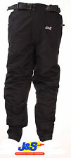J&S CHALLENGER TEXTILE TROUSERS WATERPROOF MOTORCYCLE MOTORBIKE SCOOTER TROUSERS