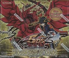 Yu-gi-oh Crossroads Of Chaos Rares Mint Deck Card Selection