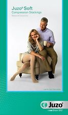 Juzo Soft, Medical Compression Pantyhose Stocking, 30-40 mmHg, Full Foot or Open
