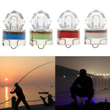 Deep Drop Underwater Diamond Fishing Flashing Light Bait Lure Squid Strobe LED