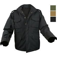 Military Soft Shell Tactical M-65 Field Jacket