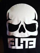 CALL OF DUTY ELITE MEN T-SHIRT BLACK / WHITE NEW PROMO E3 PAX COD MW3