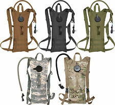 MOLLE 3 Liter Bladder Hydration System Military Backpack